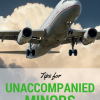 Gate to gate tips for unaccompanied minors flying solo